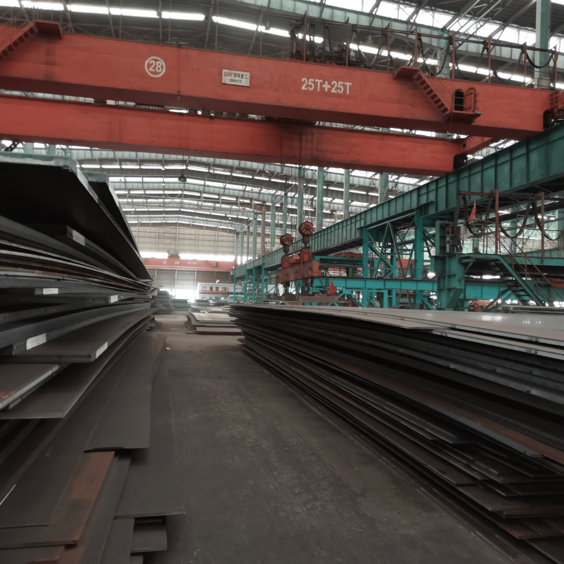 EN10028-3 P355NL1 Pressure Vessel And Boiler Steel Plate