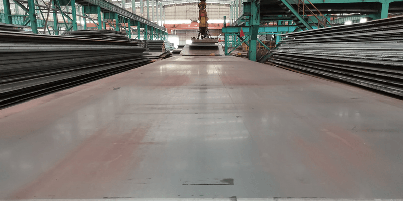 EN10028-5 P355M Pressure Vessel And Boiler Steel Plate