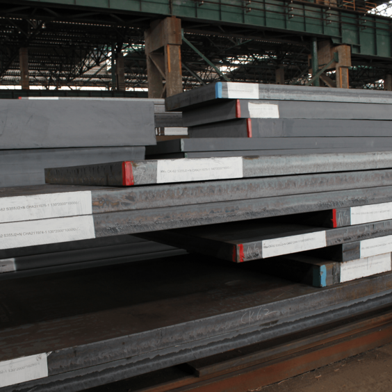 EN10028-6 P500Q Pressure Vessel And Boiler Steel Plate