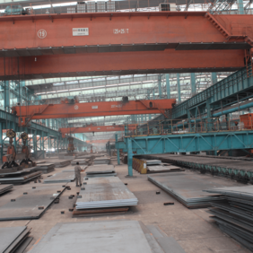 JIS G3115 SPV355 Pressure Vessel And Boiler Steel Plate