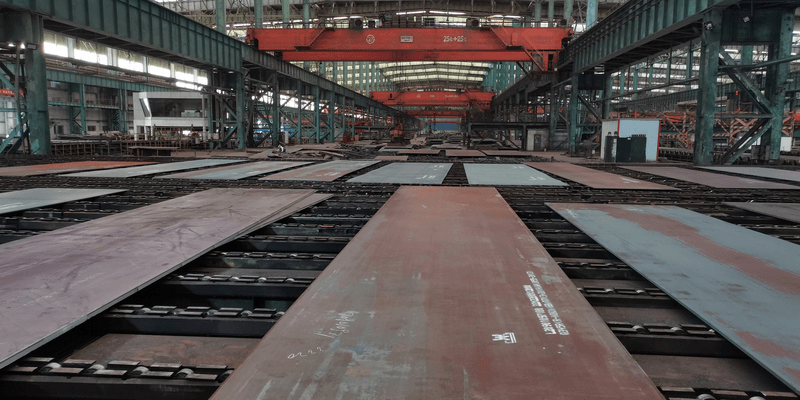 GB3531 15MnNiDR Pressure Vessel And Boiler Steel Plate