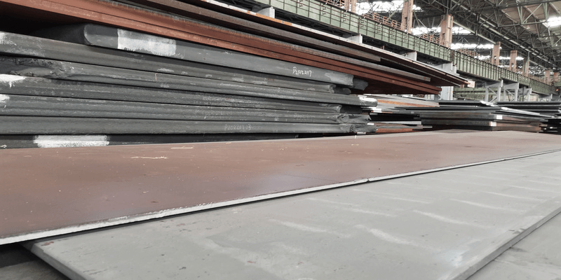 JIS G3115 SPV410 Pressure Vessel And Boiler Steel Plate