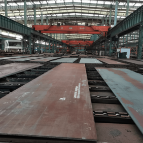 ASTM A537 Class 1(A537CL1) Pressure Vessel And Boiler Steel Plate
