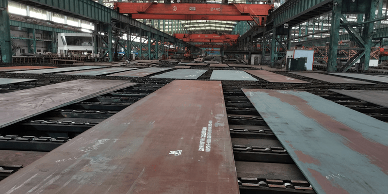 EN10028-6 P500QL1 Pressure Vessel And Boiler Steel Plate
