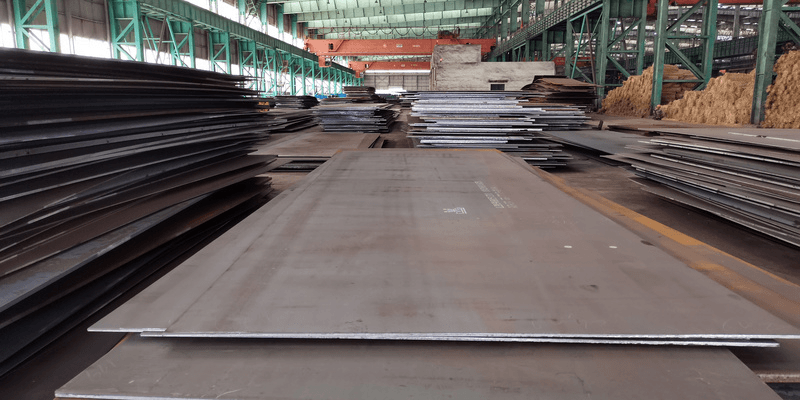 EN10028-6 P500QL2 Pressure Vessel And Boiler Steel Plate