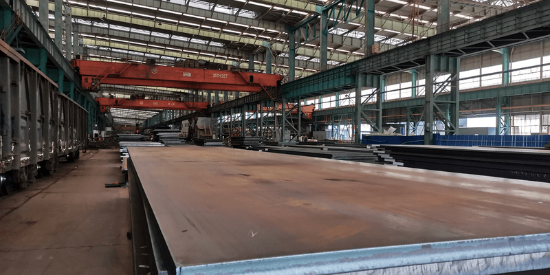 EN10028-2 16MO3 Pressure Vessel And Boiler Steel Plate