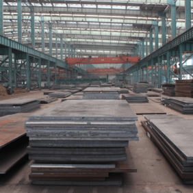 EN10028-6 P355QL2 Pressure Vessel And Boiler Steel Plate