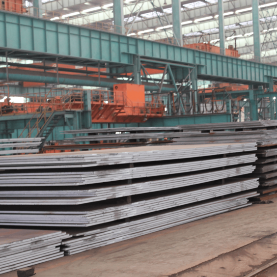 ASTM A302 Grade D(A302GRD) Pressure Vessel And Boiler Steel Plate