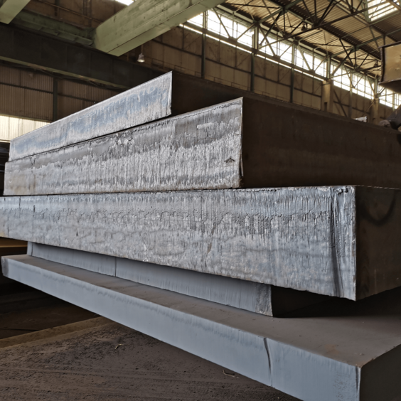 GB713 13MnNiMoR Pressure Vessel And Boiler Steel Plate