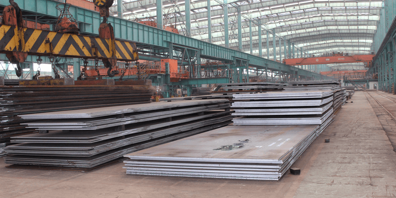 ASTM A533 GRBCL2 Pressure Vessel And Boiler Steel Plate