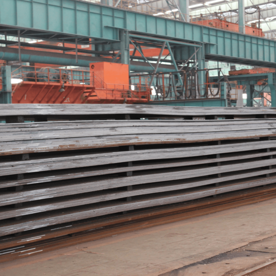 EN10028-6 P460QL1 Pressure Vessel And Boiler Steel Plate