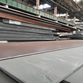 DIN 17102 EStE255 Automobile structure steel plate