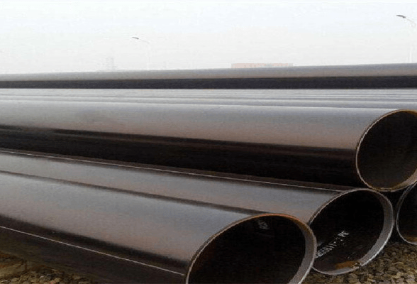 DIN 17100 St44-2 SSAW pipe