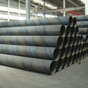EN10025-6 S550Q SSAW pipe