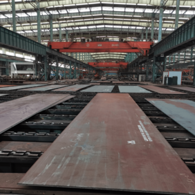 China GB/T16270 Q890E Carbon and Low-alloy High-strength Steel Plate