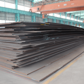 DIN 17102 StE255 Automobile structure steel plate