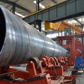 GB/T1591 Q345B SSAW pipe