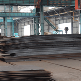 GB/T700 Q235B Carbon and Low-alloy High-strength Steel Plate