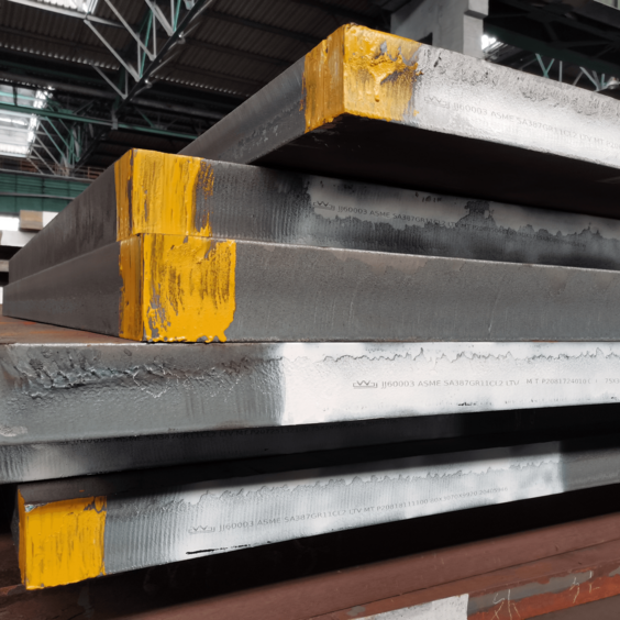 ASME SA656Grade 80(SA656GR80) Carbon and Low-alloy High-strength Steel Plate
