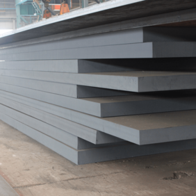 DIN17100 USt37-2 Carbon and Low-alloy High-strength Steel Plate