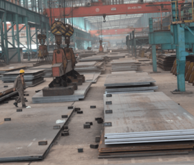 DIN17100 St37-3 Carbon and Low-alloy High-strength Steel Plate