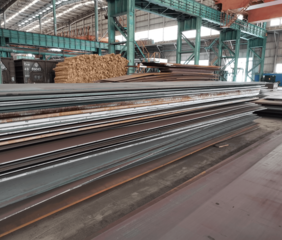 JIS G3106 SM490YA Carbon and Low-alloy High-strength Steel Plate
