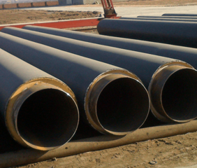 GB/T1591 Q460C SSAW pipe