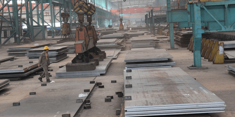 China GB/T16270 Q800F Carbon and Low-alloy High-strength Steel Plate