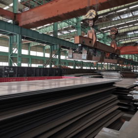 DIN17102 EStE285 Carbon and Low-alloy High-strength Steel Plate