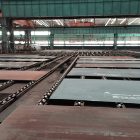 EN10025-2 S275J0 Carbon and Low-alloy High-strength Steel Plate