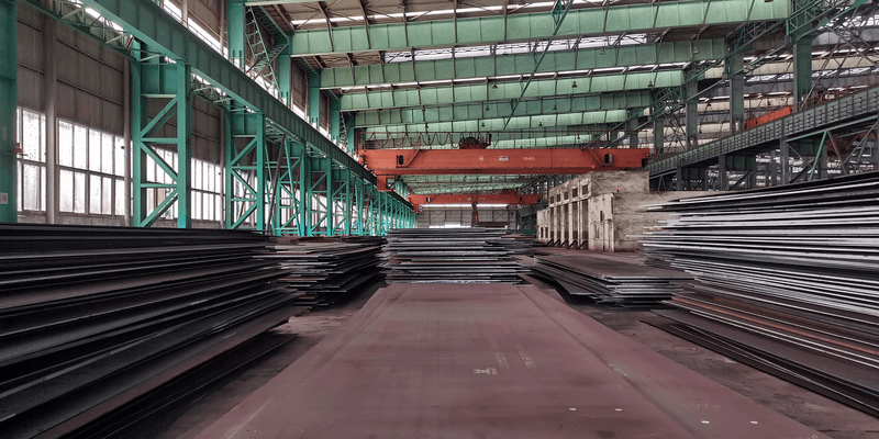 China GB/T16270 Q550C Carbon and Low-alloy High-strength Steel Plate