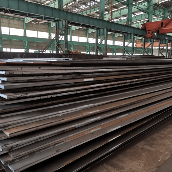 JIS G3106 SM490YB Carbon and Low-alloy High-strength Steel Plate