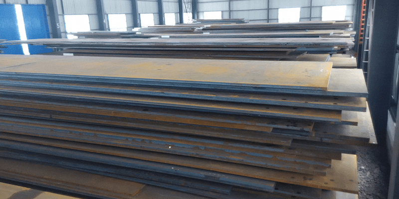 JIS G3106 SM520B Carbon and Low-alloy High-strength Steel Plate