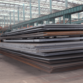 DIN 17102 EStE500 Automobile structure steel plate