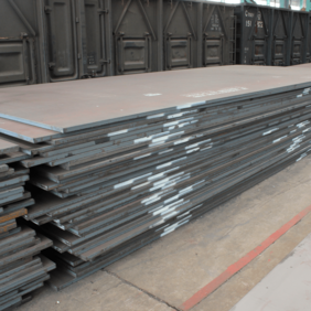 DIN17102 StE500 Carbon and Low-alloy High-strength Steel Plate
