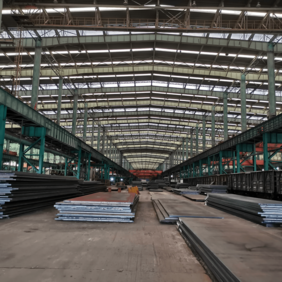 EN10025-4 S275ML Carbon and Low-alloy High-strength Steel Plate