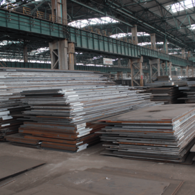 DIN17100 RSt37-2 Carbon and Low-alloy High-strength Steel Plate