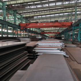 DIN 17102 WStE315 Automobile structure steel plate