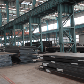 DIN 17102 WStE500 Automobile structure steel plate