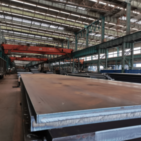 JIS G3106 SM400B Carbon and Low-alloy High-strength Steel Plate