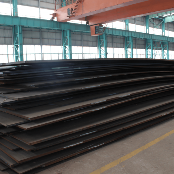 ASTM A709Grade HPS50W(A709GRHPS50W) Carbon and Low-alloy High-strength Steel Plate