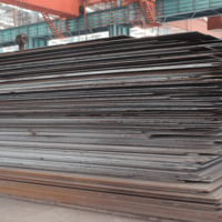 EN10025-4 S460MLCarbon and Low-alloy High-strength Steel Plate