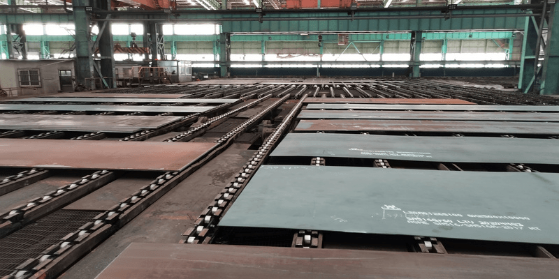 JIS G3101 SS540 Carbon and Low-alloy High-strength Steel Plate