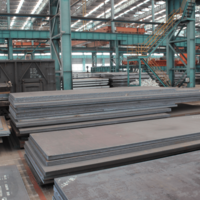 EN10025-6 S460Q Carbon and Low-alloy High-strength Steel Plate