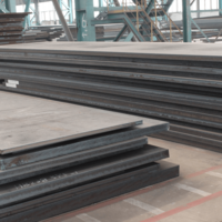 China GB/T16270 Q500E Carbon and Low-alloy High-strength Steel Plate
