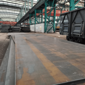 DIN 17102 TStE255 Automobile structure steel plate