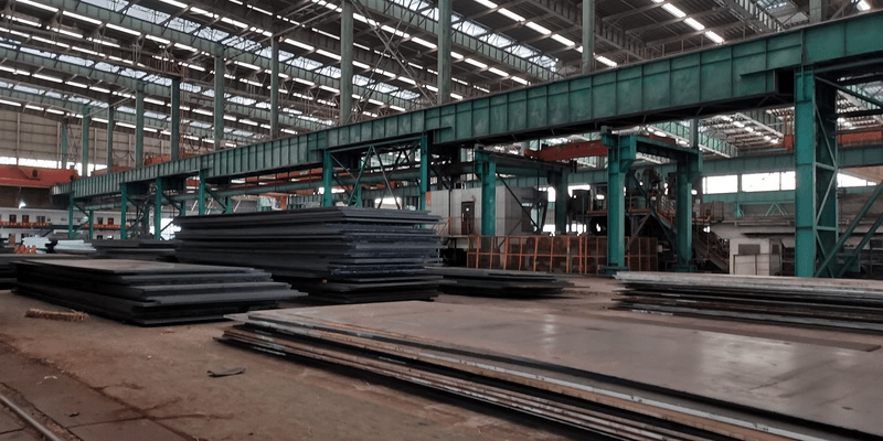 ASTM A633Grade E(A633GRE) Carbon and Low-alloy High-strength Steel Plate