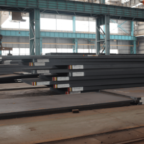 DIN 17102 StE500 Automobile structure steel plate