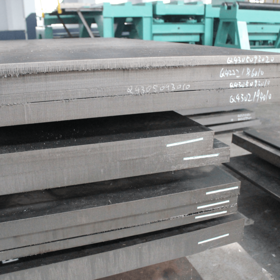 JIS G3106 SM490B Carbon and Low-alloy High-strength Steel Plate