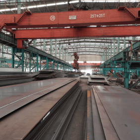 ASTM A709Grade 50W(A709GR50W) Carbon and Low-alloy High-strength Steel Plate
